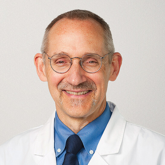 portrait photo of daniel fosmire md