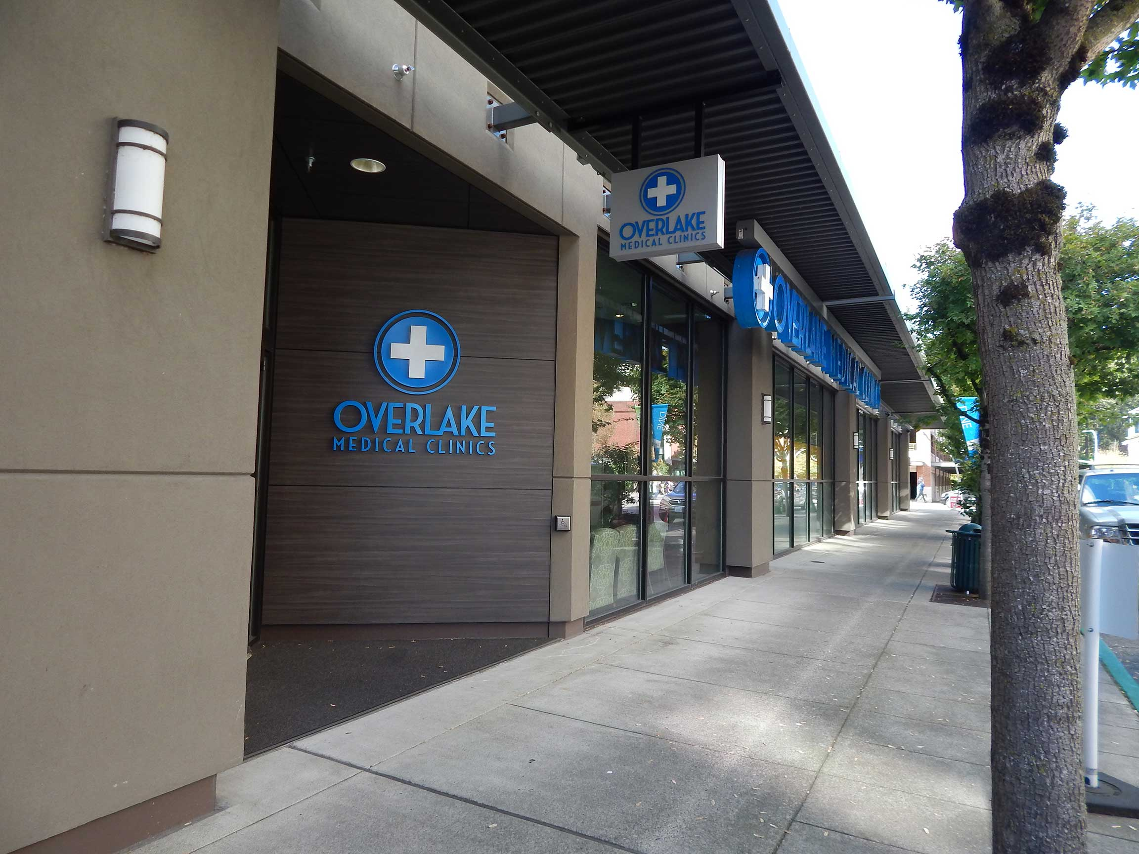 Overlake Medical Clinics Primary Care Redmond