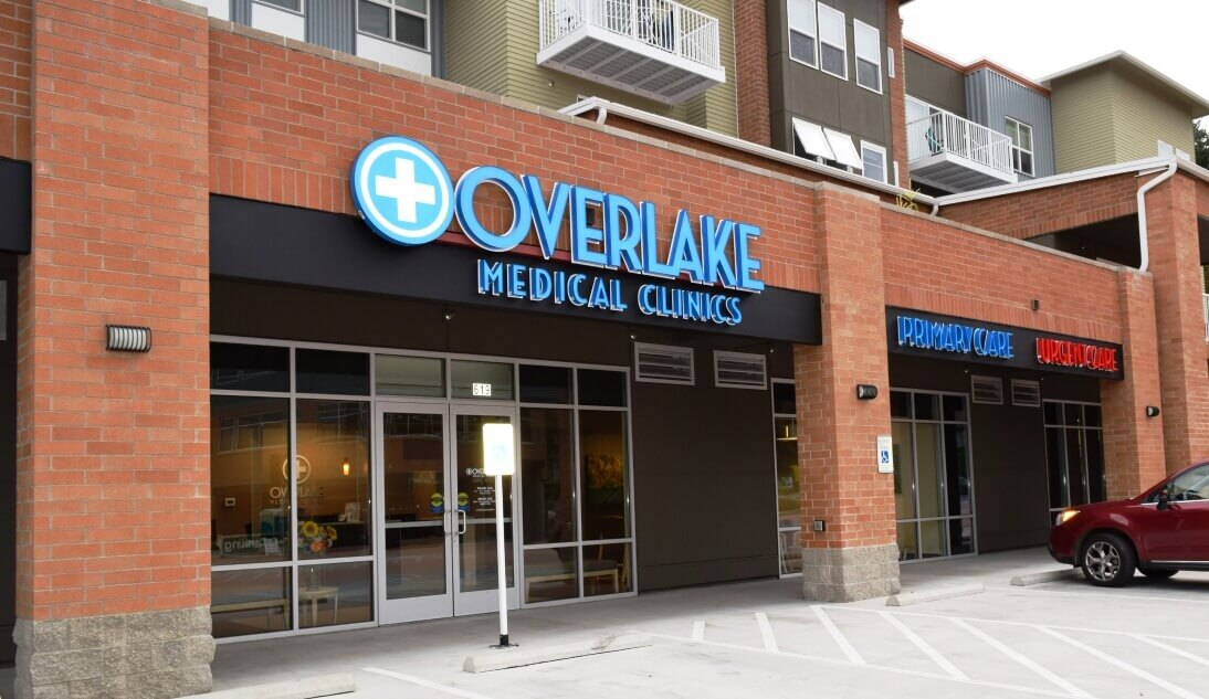 OMC Primary Care and Urgent Care - Lake Hills exterior