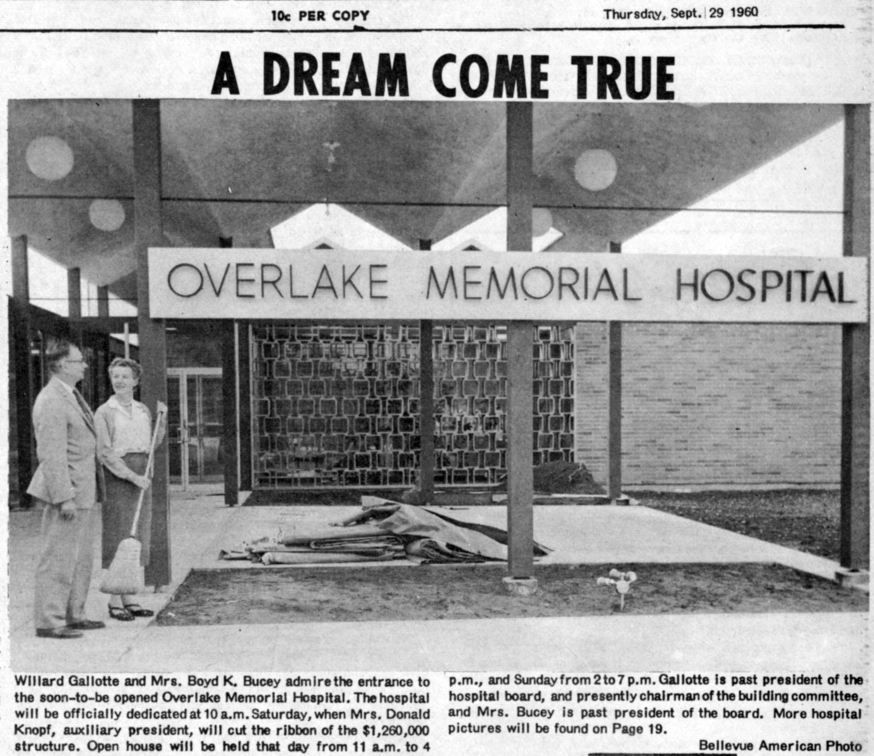 original hospital news clip