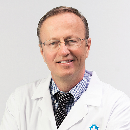 James Rudolph, MD