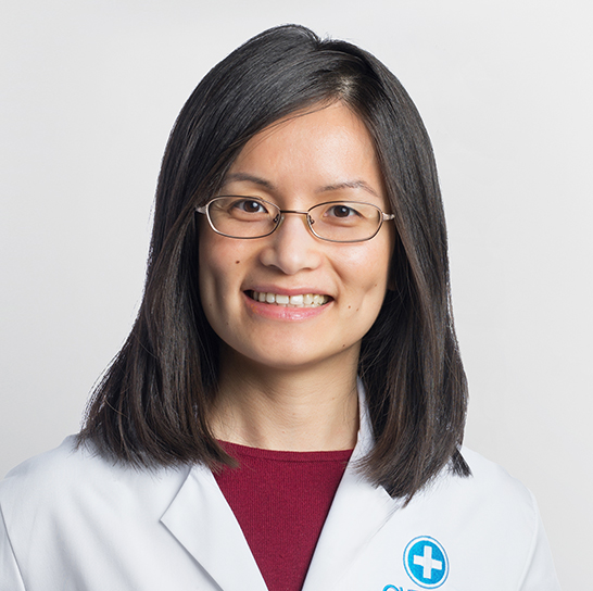 portrait photo of Kim-Thuy Truong, MD