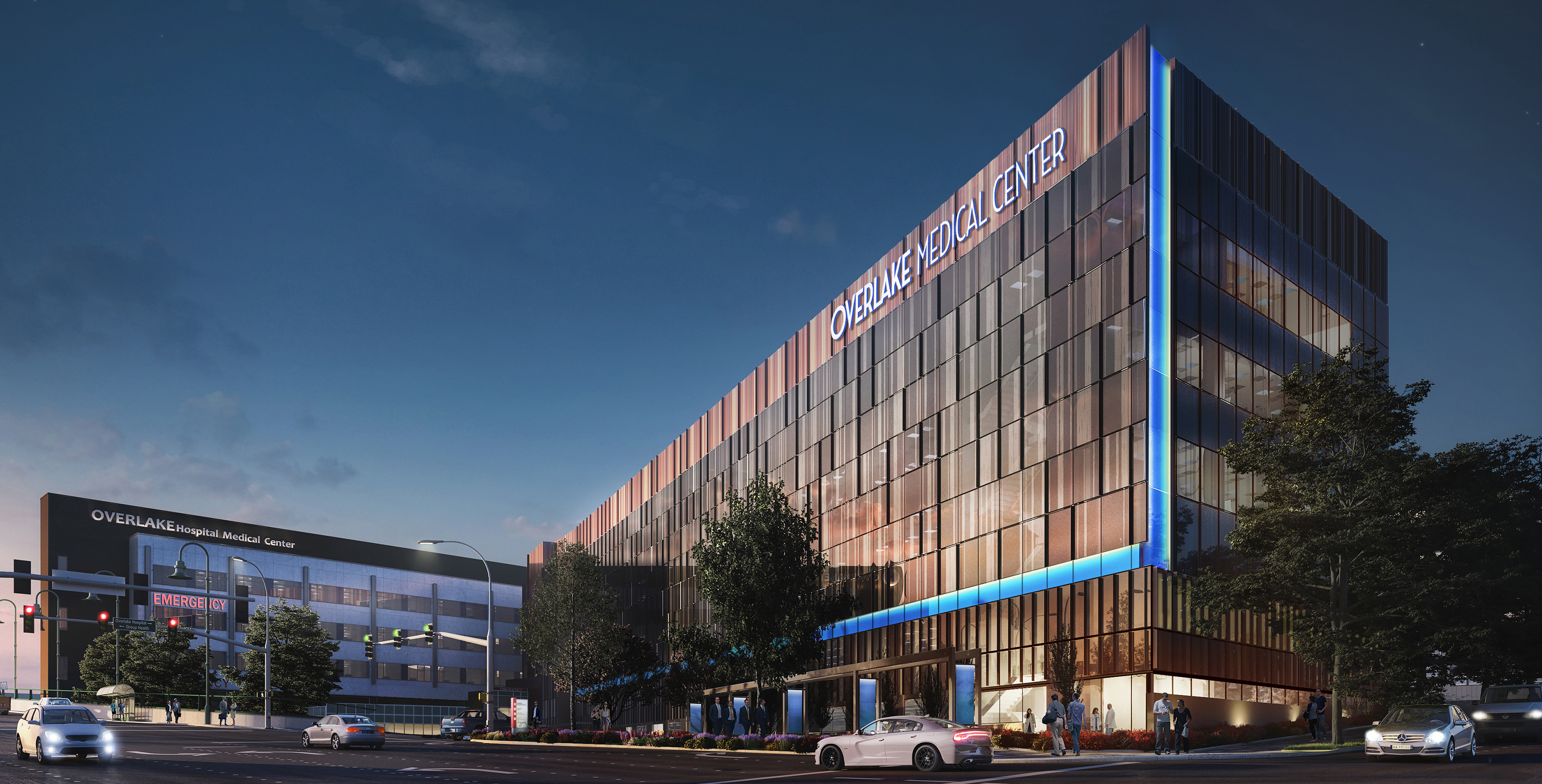 Project FutureCare architectural rendering