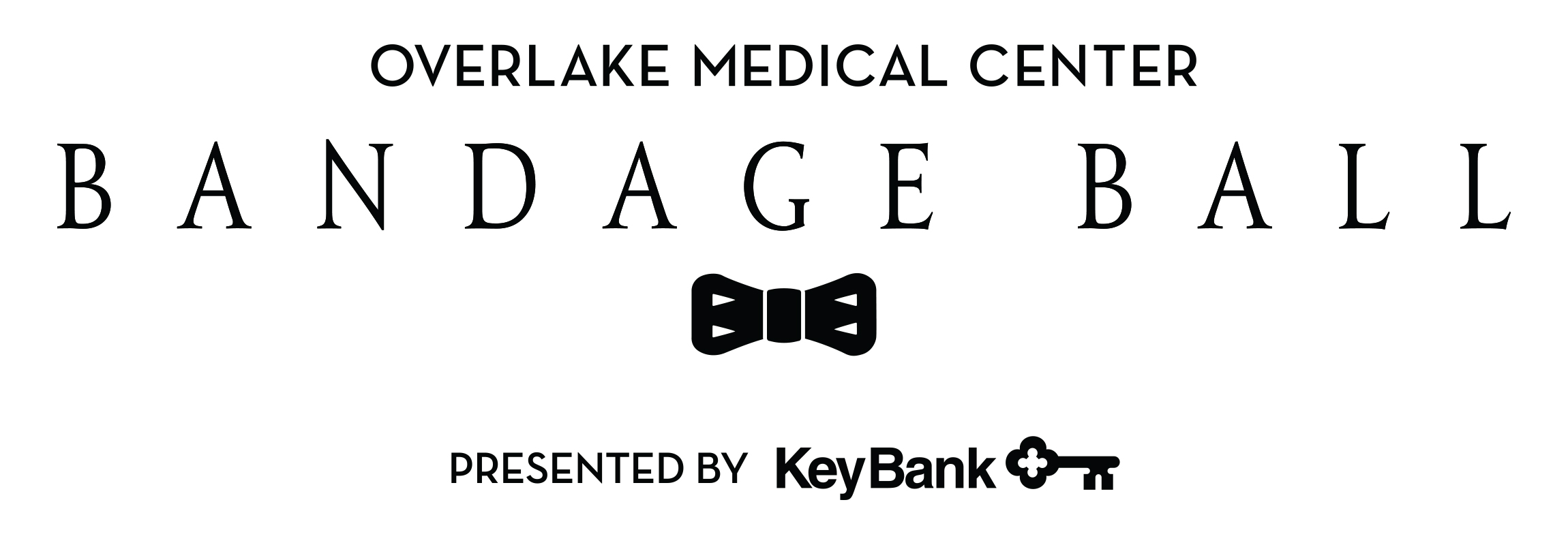 Bandage Ball Presented By Keybank Logo