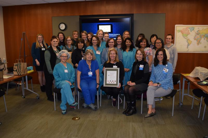 Overlake Medical Center & Clinics becomes first Western Washington hospital honored for hepatitis B vaccine birth dose rate