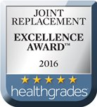 Healthgrades-Joint-Replacement Excellent