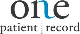 ONE Patient Record Logo