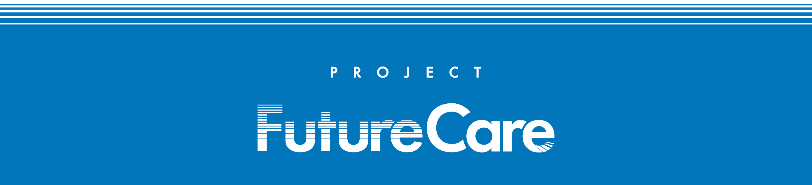 Project FutureCare banner graphic
