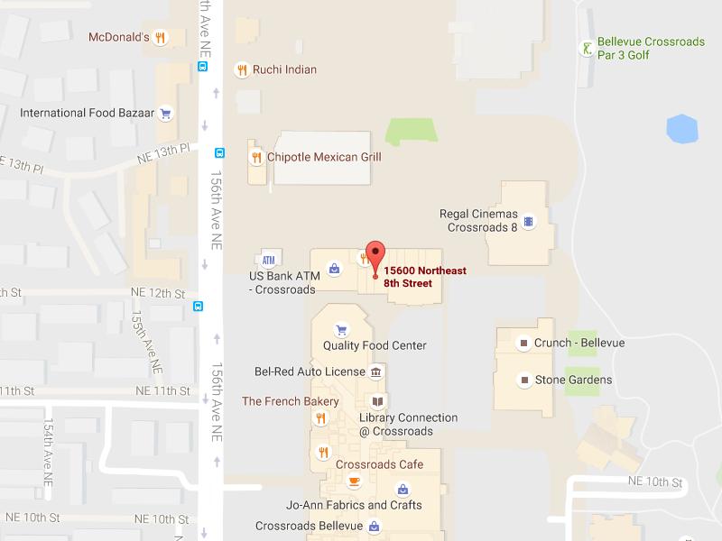 Tutta Bella Crossroads Overlake Medical Center