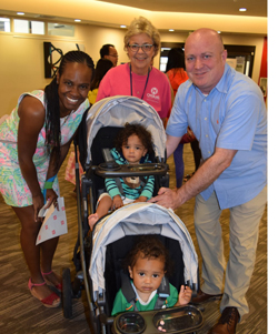 NICU graduates return for a reunion