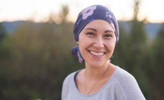 smiling-woman-with-scarf-on-head
