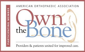 own the bone american orthopaedic association participating member award
