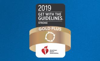 2019 get with the guidelines stroke gold plus american heart association
