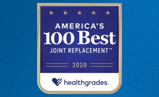 america's 100 best joint replacement 2020 healthgrades