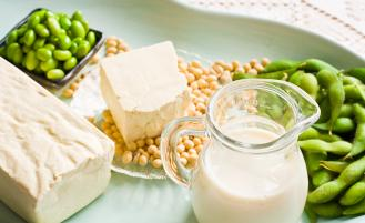 soybeans-soymilk-tofu